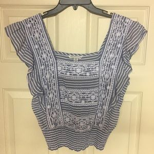 American Eagle top